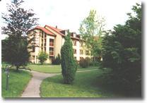 Altenwohnanlage Haus Elisabeth mit Pflegeheim des Diakonischen ...