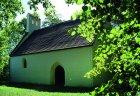 Aussenansicht der Kapelle Roggenstein