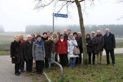 20 Jahre deutsch/ukrainische Freundschaft - Rundgang