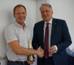 Dirk Flechsig verlässt Gemeinderat Juli 2017