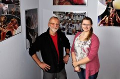 Laufende Fotoausstellung Dr. Werner Müller