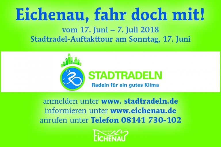 Stadtradel-Postkarte