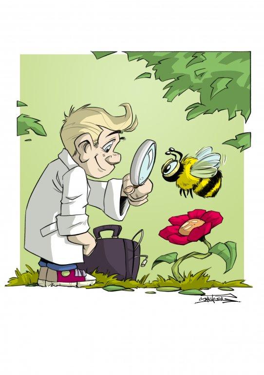 Biene von JUZ-Grafiker 07_2020